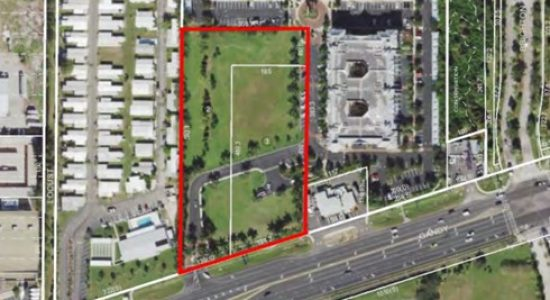 GFRE Gandy St. Pete - Site Map