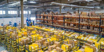 Warehouse - generic photo
